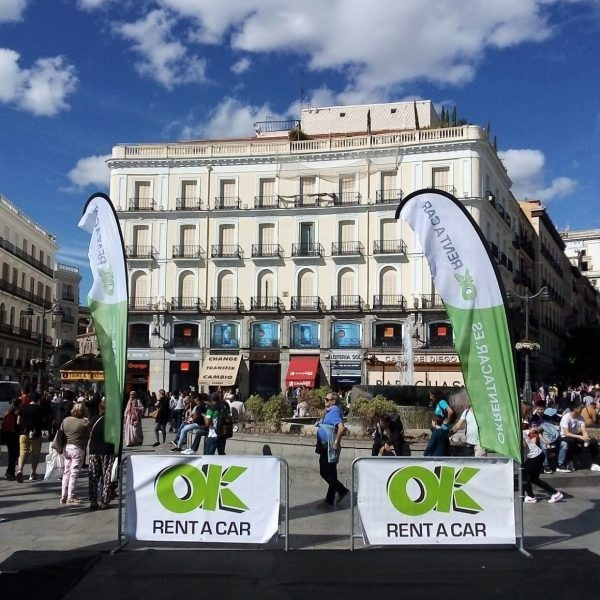 ok rent a car madrid reviews