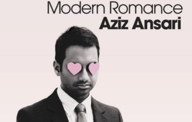 modern romance aziz ansari review