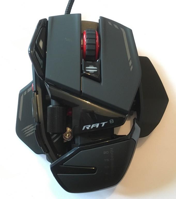 mad catz rat mouse review