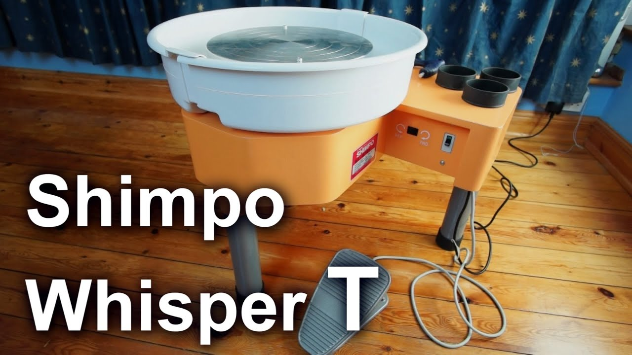shimpo aspire pottery wheel review