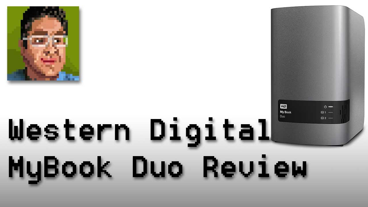 western digital my book duo review