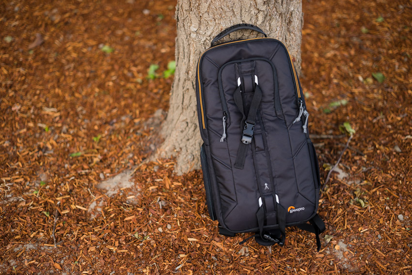 lowepro slingshot edge 250 aw review