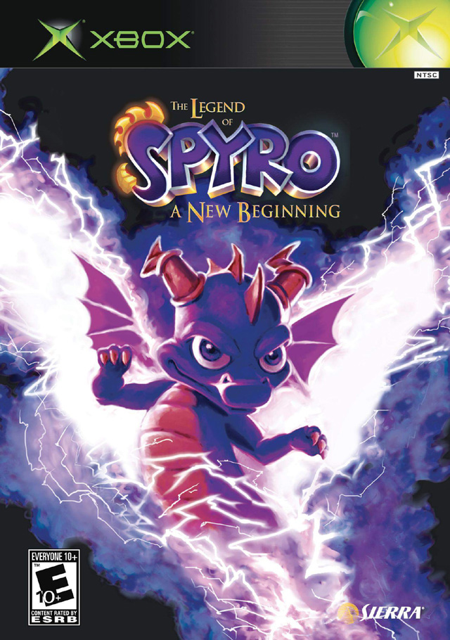 the legend of spyro a new beginning review