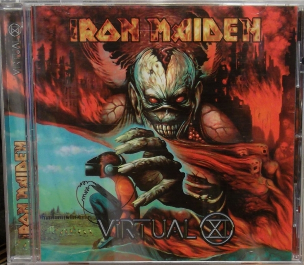 iron maiden virtual xi review