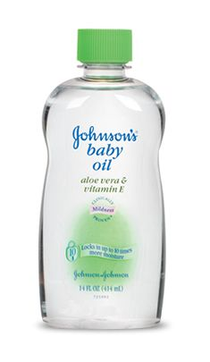 johnson baby hair oil for adults review