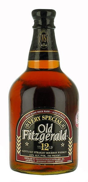 old virginia 12 year old bourbon review