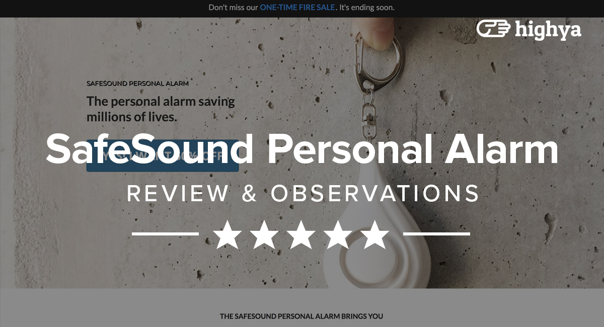 safe and sound security reviews