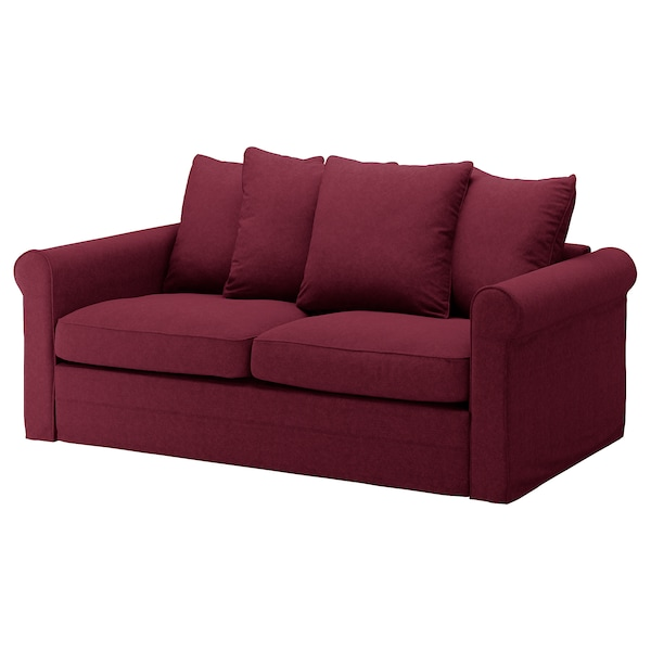 ikea vilasund 2 seat sofa bed review