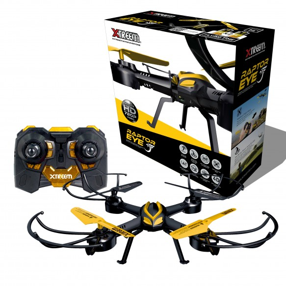 swann fly eye drone review