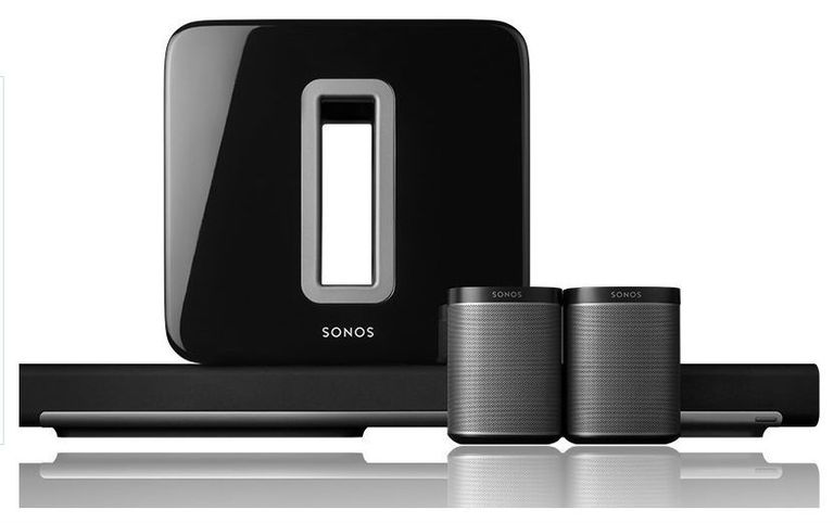 sonos home sound system review