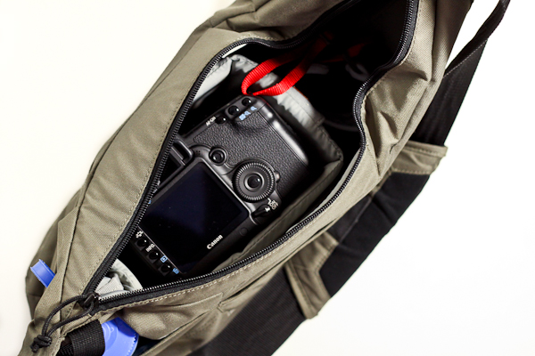 lowepro passport sling bag review