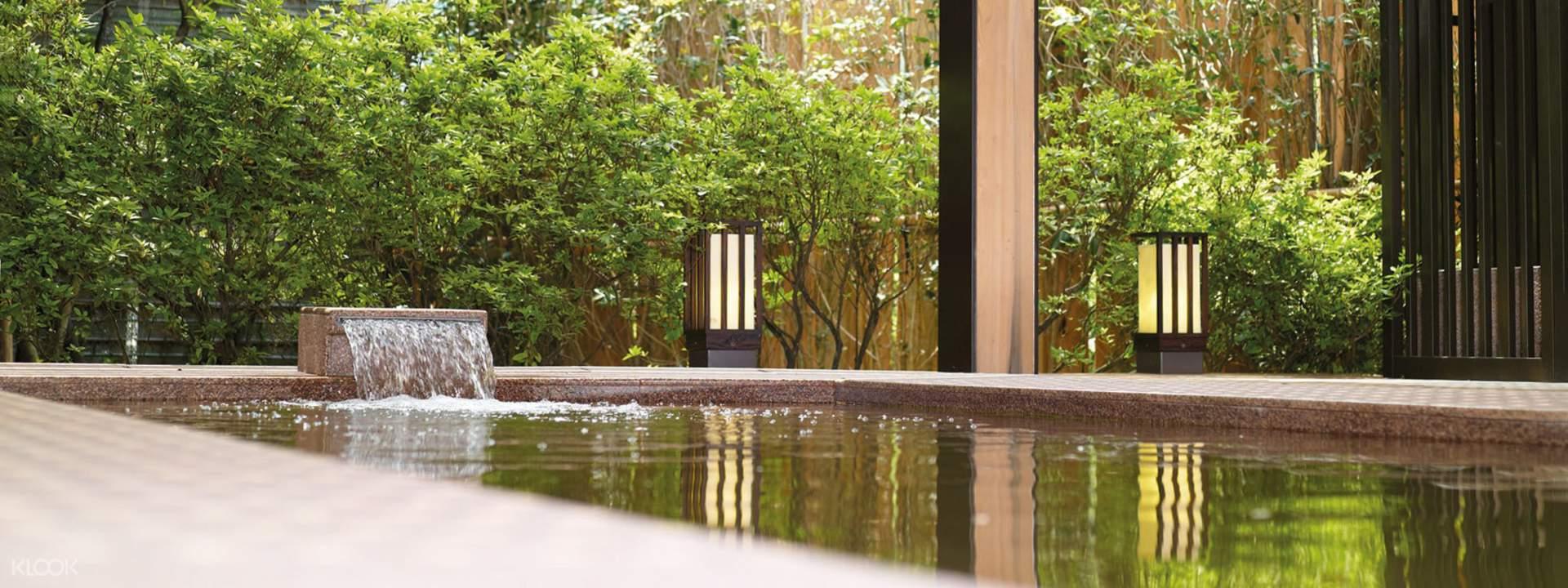 spa spring resort beitou review