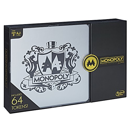 monopoly signature token collection review