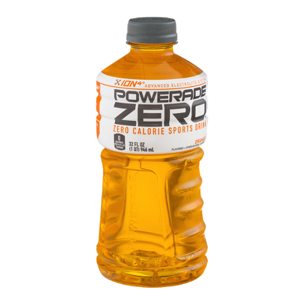 zero high5 sports drink review