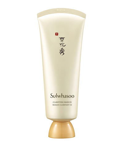 sulwhasoo clarifying mask ex review