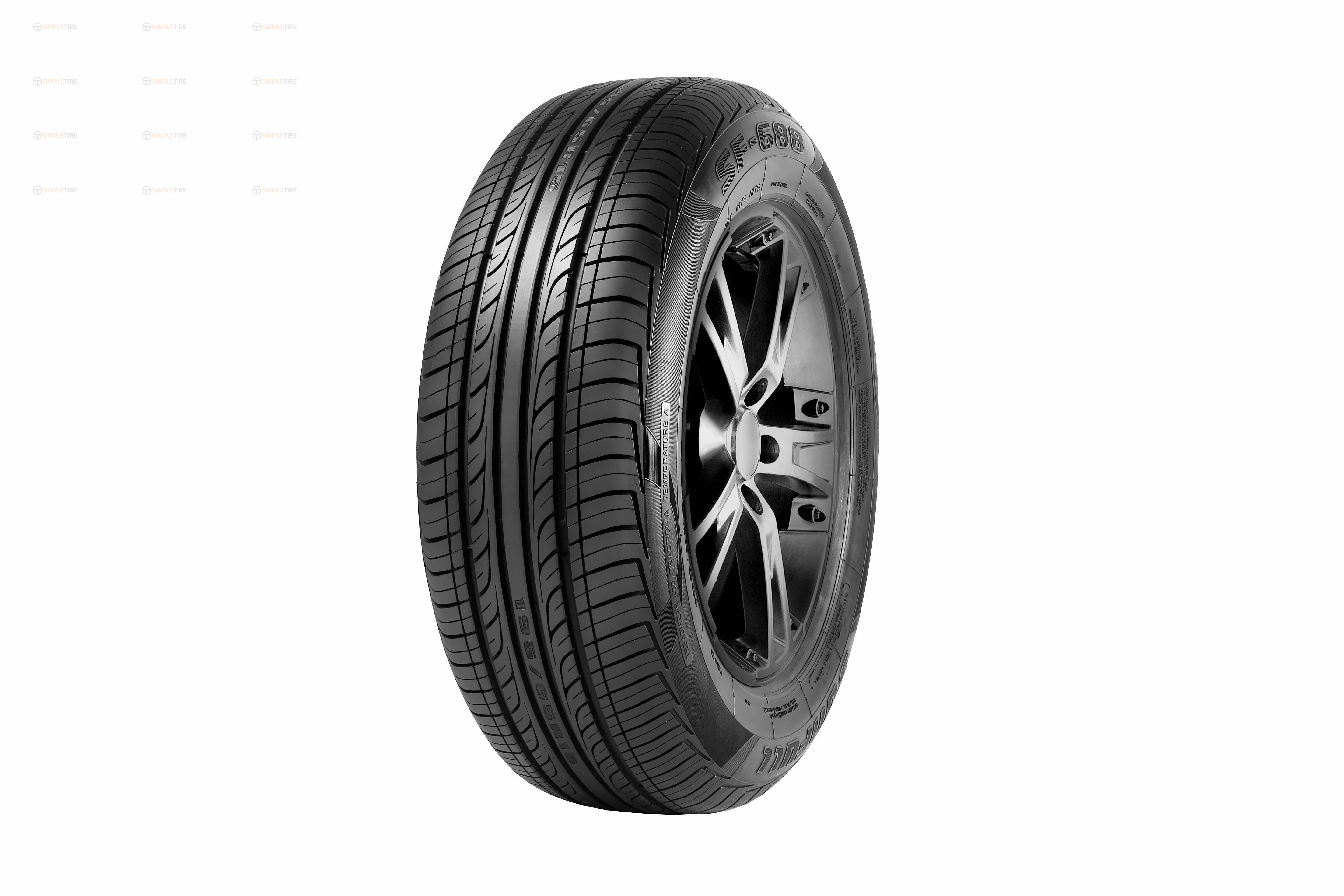 sunfull sf 888 tire review