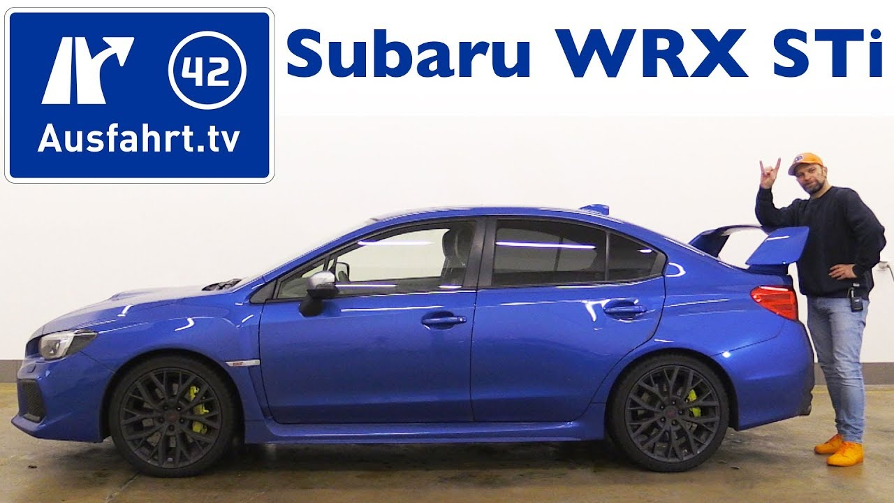 subaru impreza 2.5 wrx review