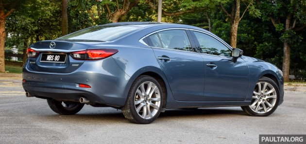 mazda 6 2 litre diesel review