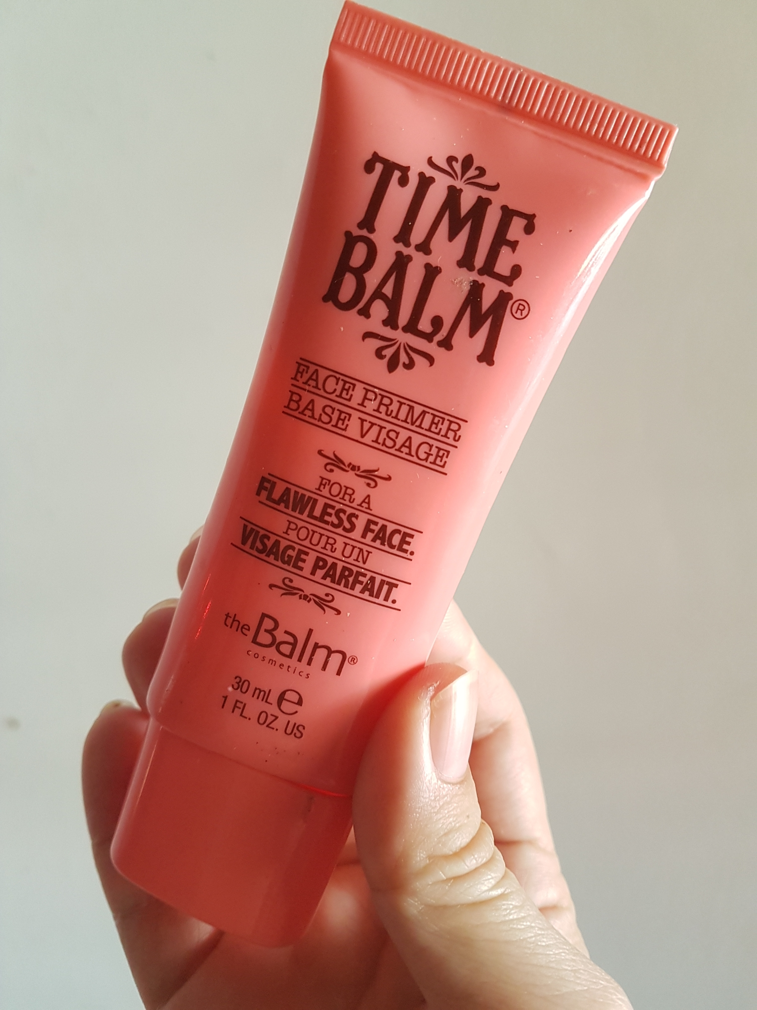 the balm face primer review