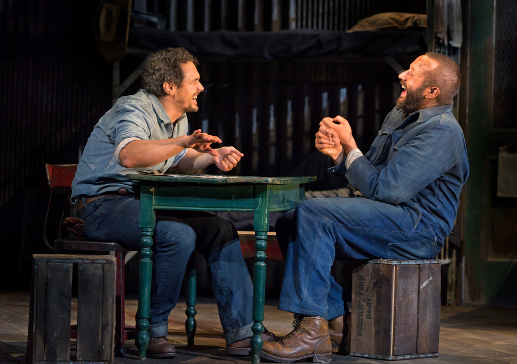 of mice and men film review