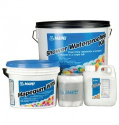 mapei shower waterproofing kit reviews