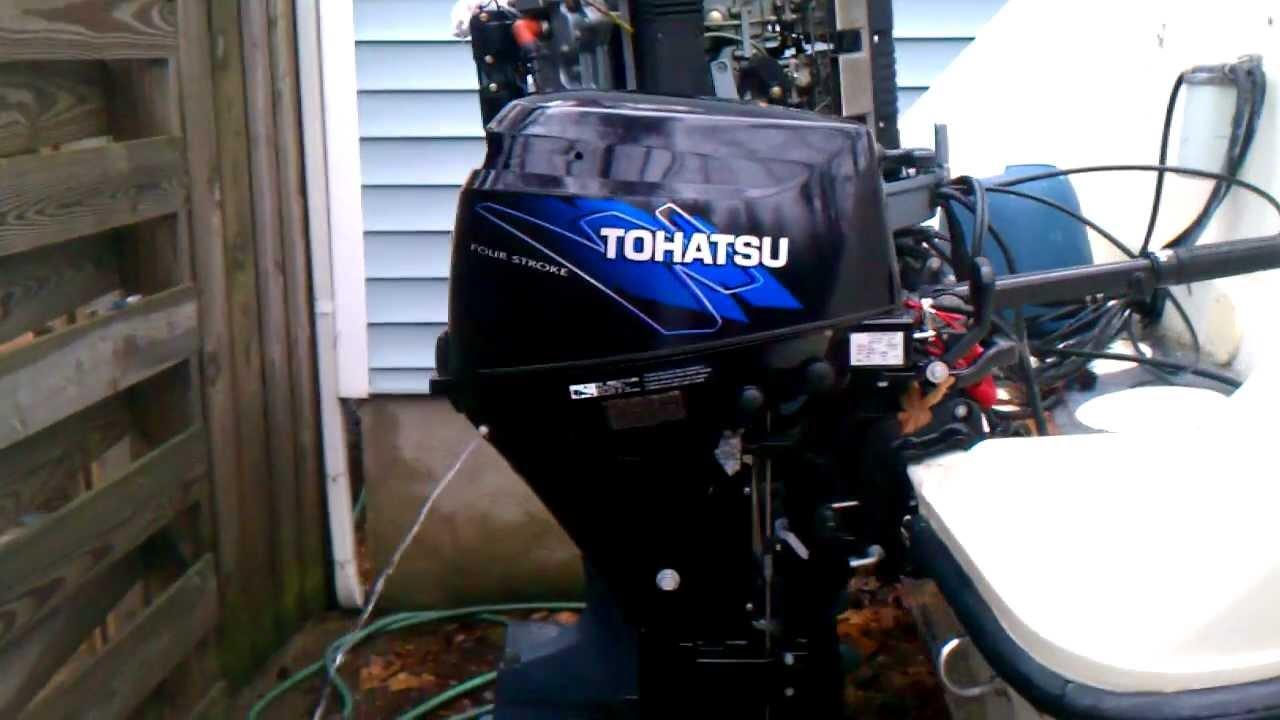 tohatsu 9.8 2 stroke outboard reviews