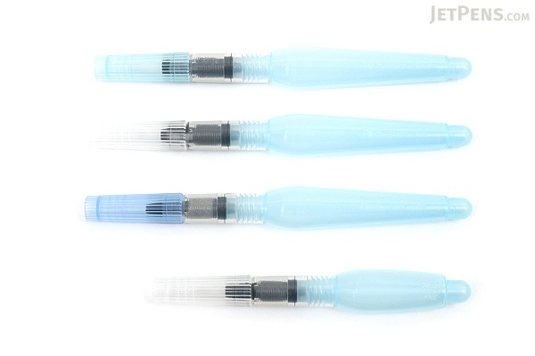 pentel aquash water brush review