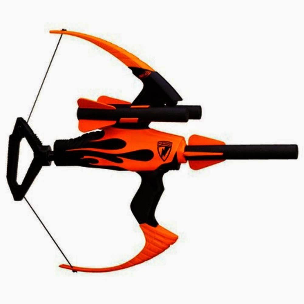 nerf mega lightning bow review