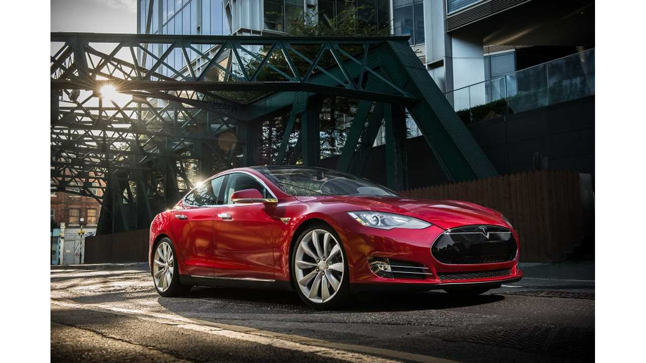tesla model s top gear review