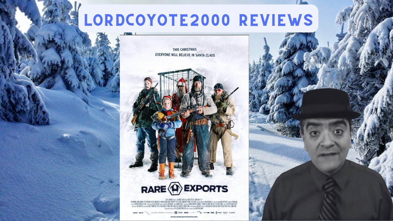 rare exports a christmas tale review