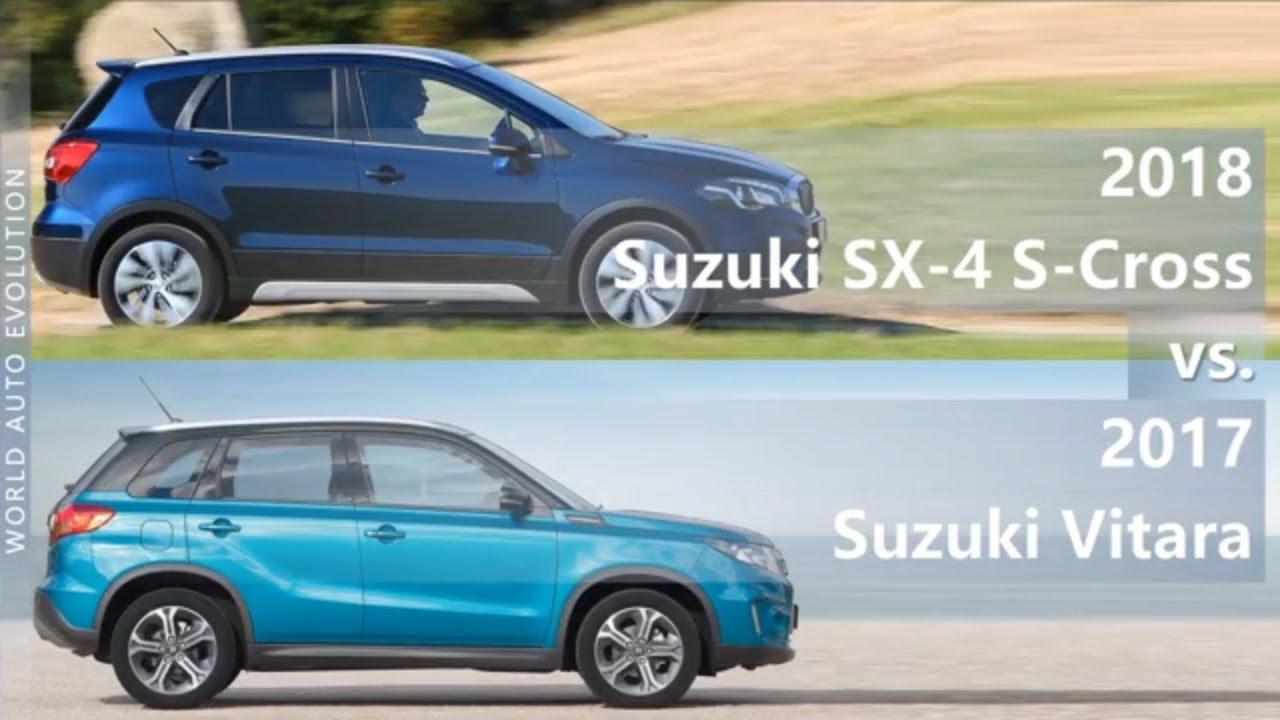 suzuki s cross review youtube