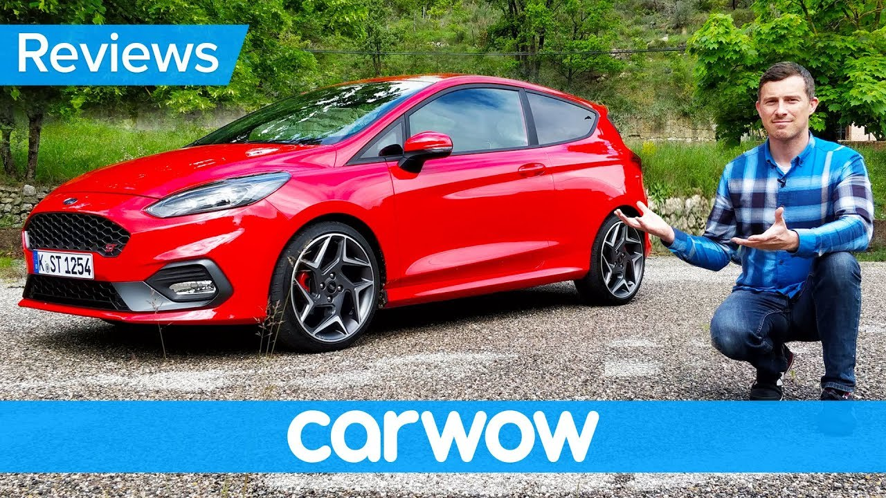 new ford fiesta st review