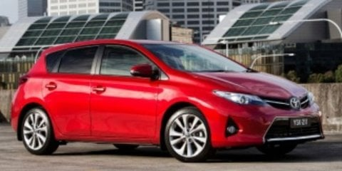 toyota corolla conquest 2012 review