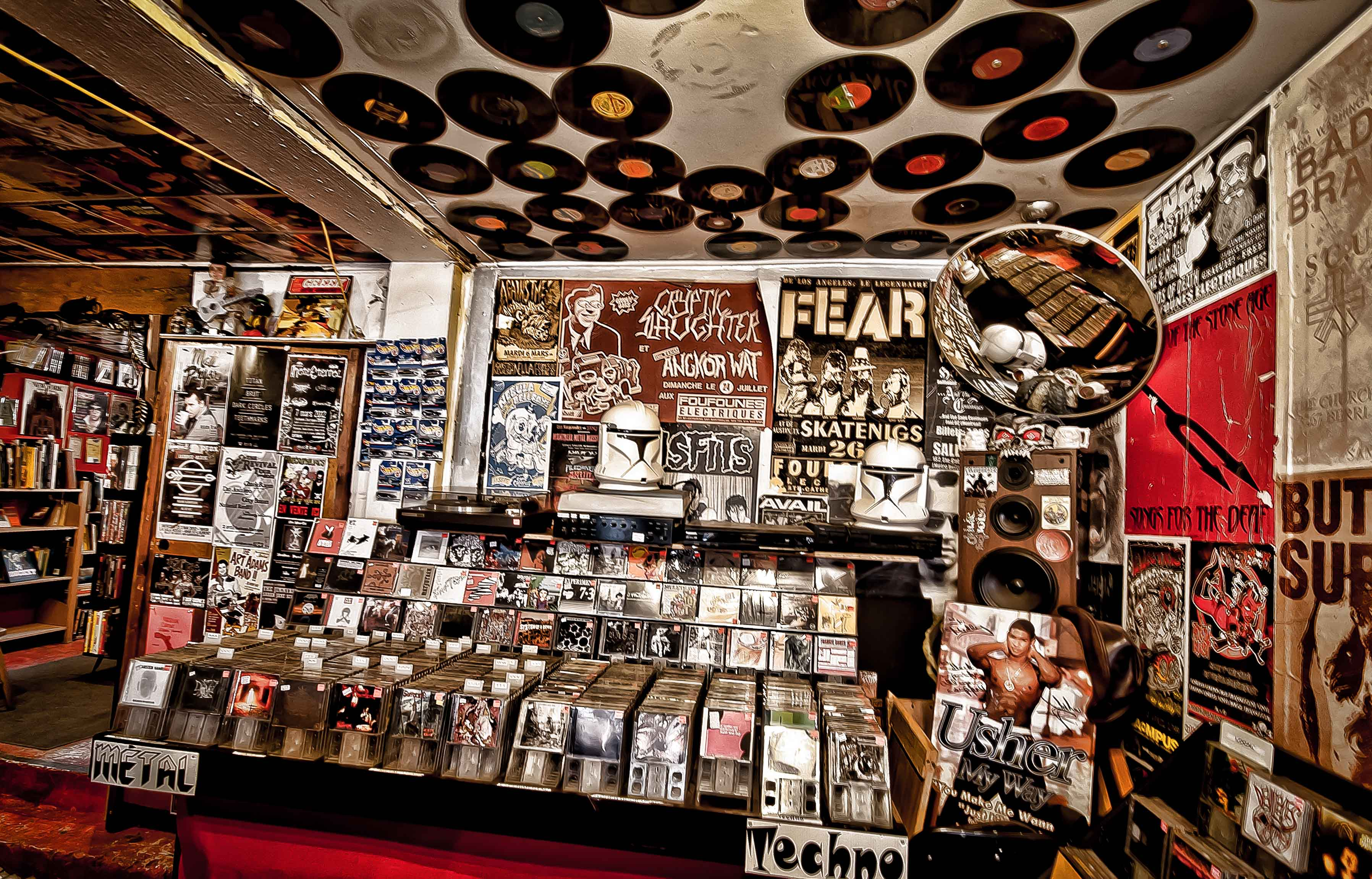 the sound of vinyl store review