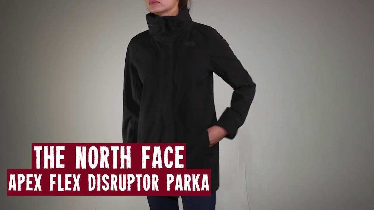 north face apex flex review