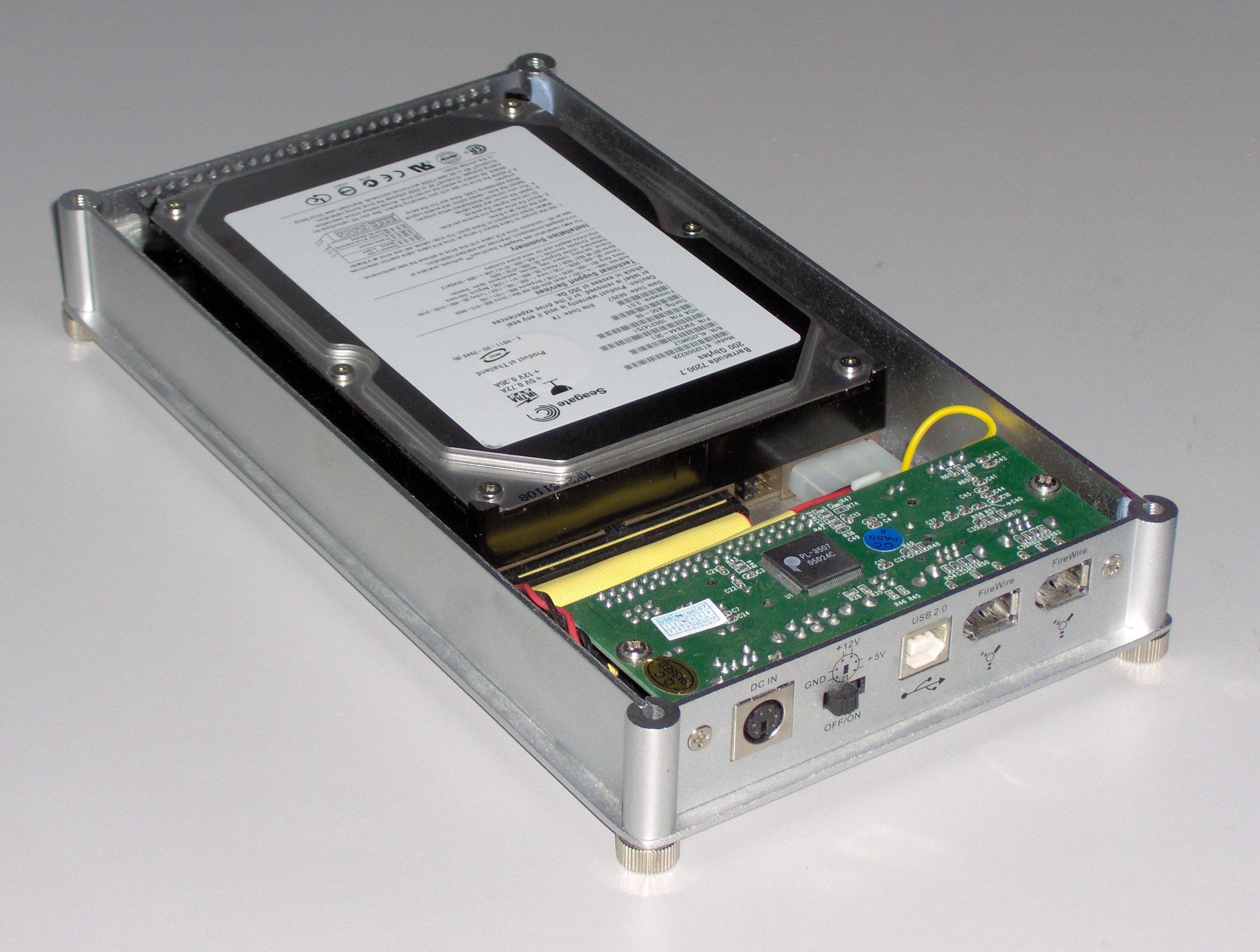 usb 3 hard drive enclosure review