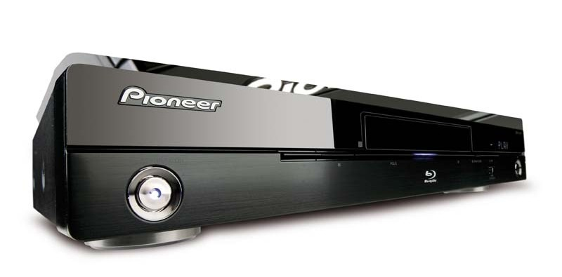 pioneer bdp lx54 blu ray player review