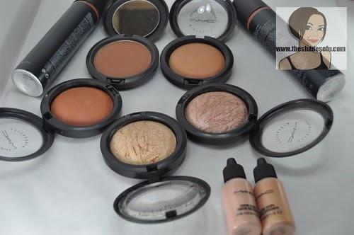 mac bronzing powder refined golden review