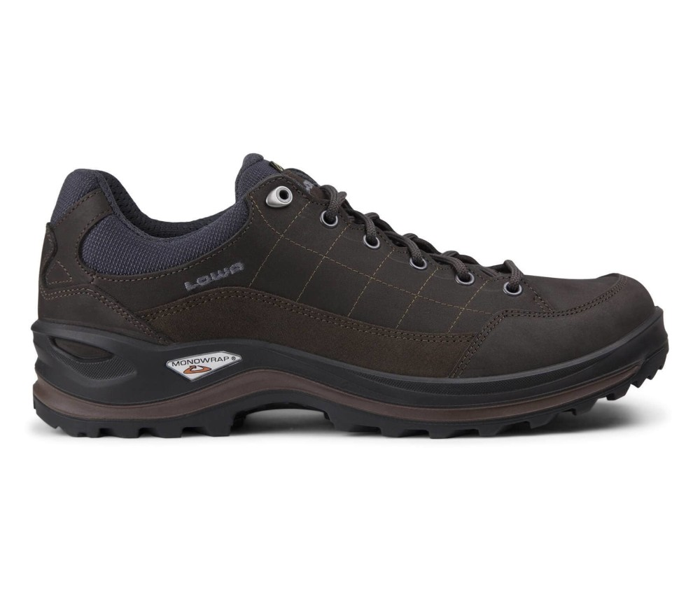 lowa renegade iii gtx lo review
