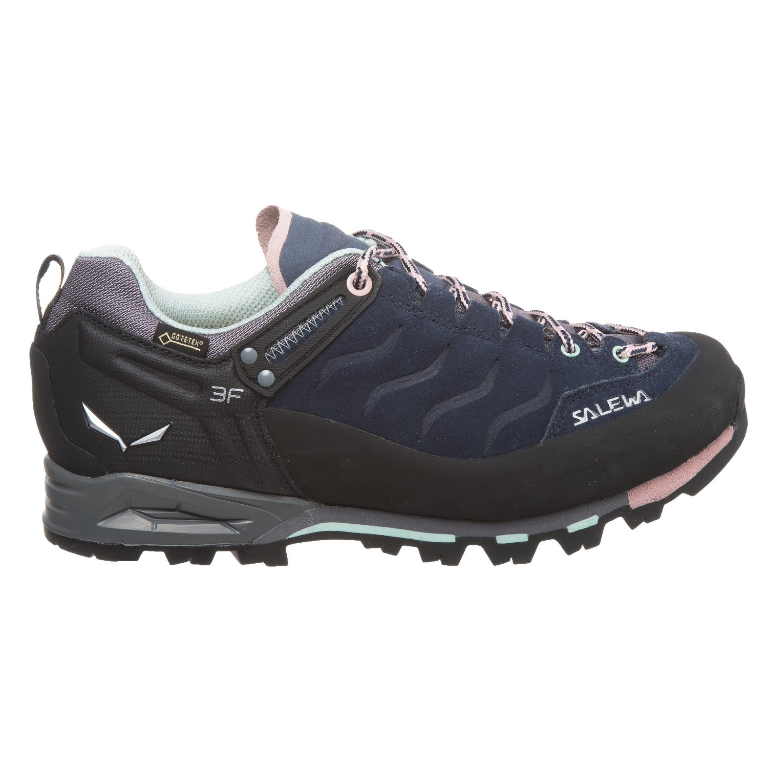 salewa mountain trainer leather review