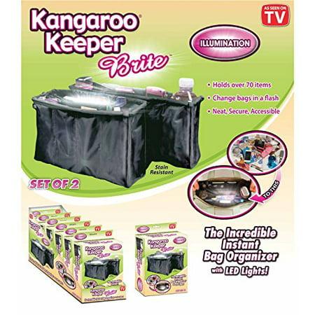 kangaroo keeper purse organizer reviews