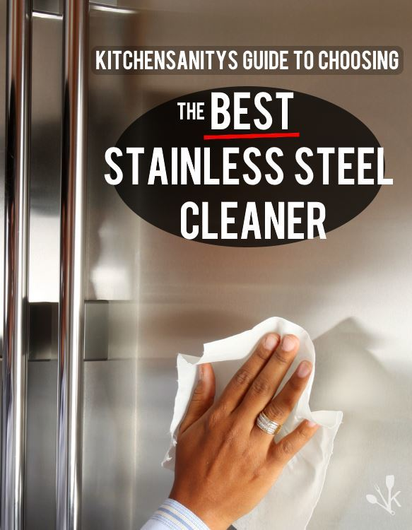 stainless steel appliance cleaner reviews