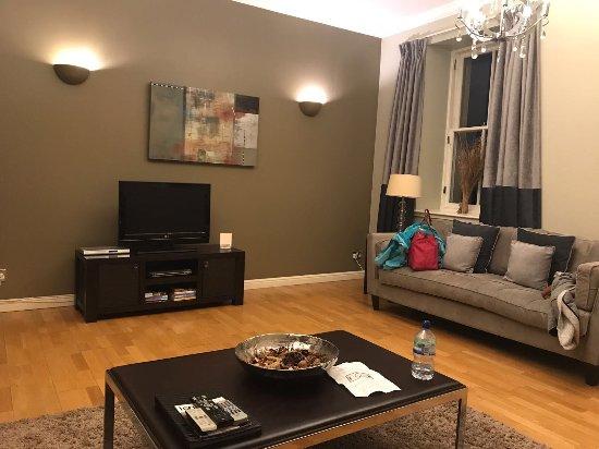 st giles apartments edinburgh reviews