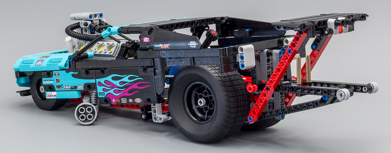 lego technic drag racer review
