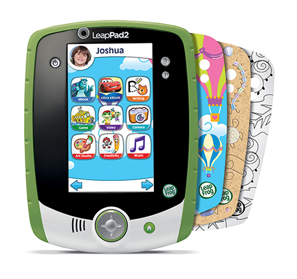 leappad 2 reviews for 2 year old