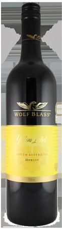 wolf blass yellow label merlot review