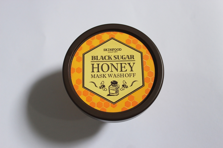 skinfood black sugar honey mask review