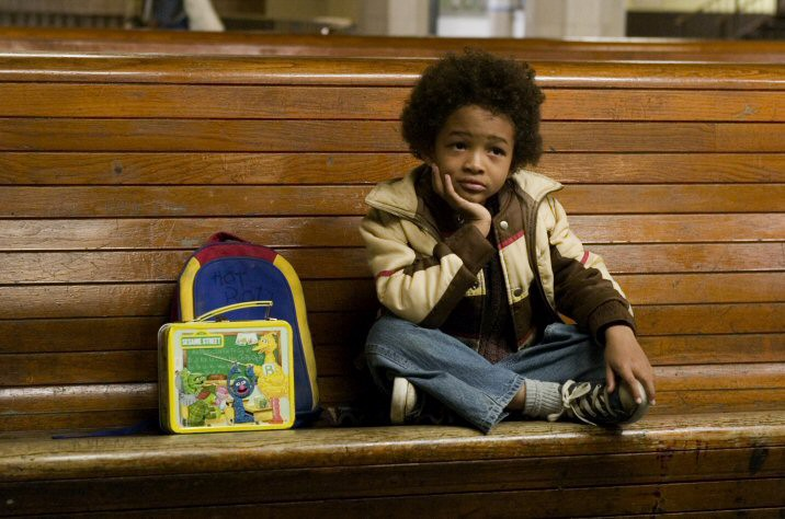 the pursuit of happyness film review