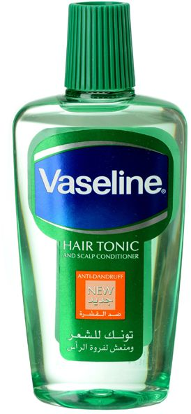 vaseline hair tonic scalp conditioner reviews