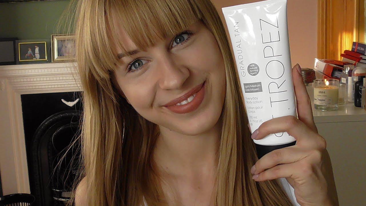 st tropez everyday gradual tan face medium dark review